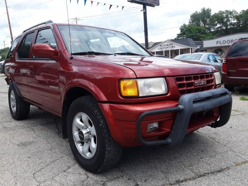 Isuzu Rodeo 1999 price $1,500