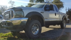 Ford Super Duty F-250 2003
