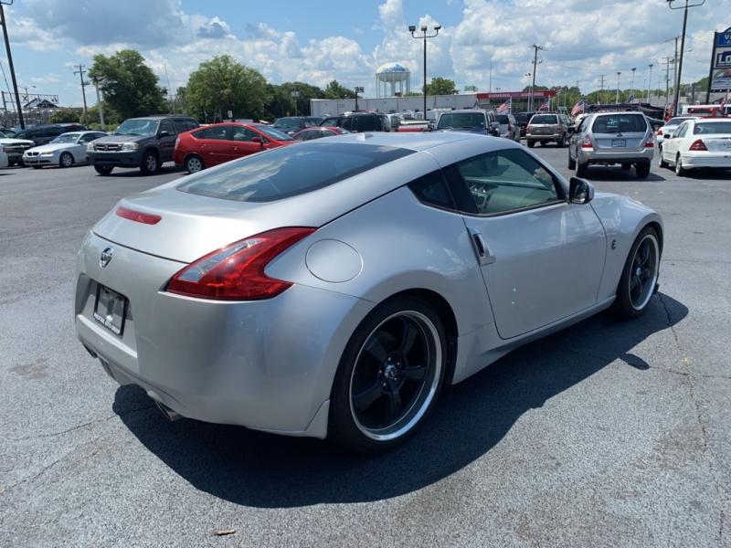 NISSAN 370Z 2009 price $11,450