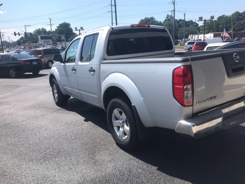 NISSAN FRONTIER 2012 price $8,995