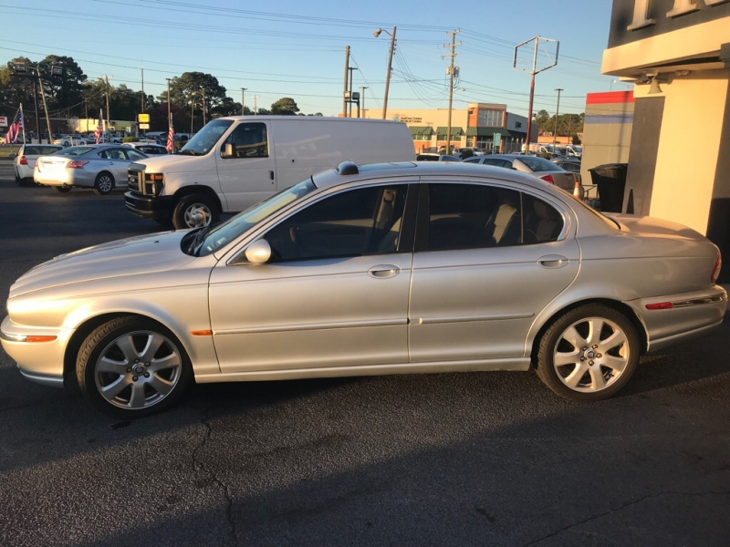 JAGUAR X-TYPE 2006 price $5,995