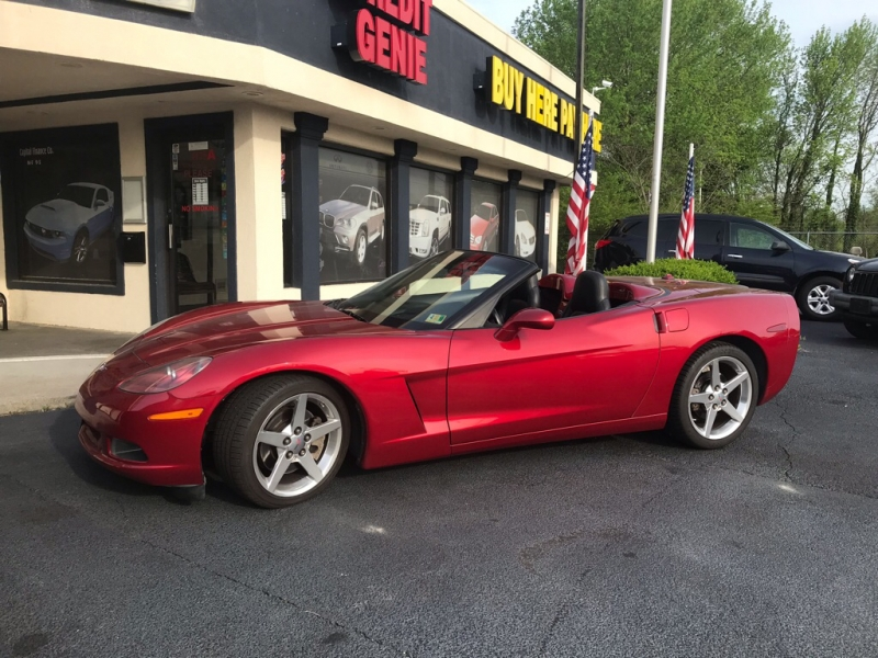 CHEVROLET CORVETTE 2005 price $16,495