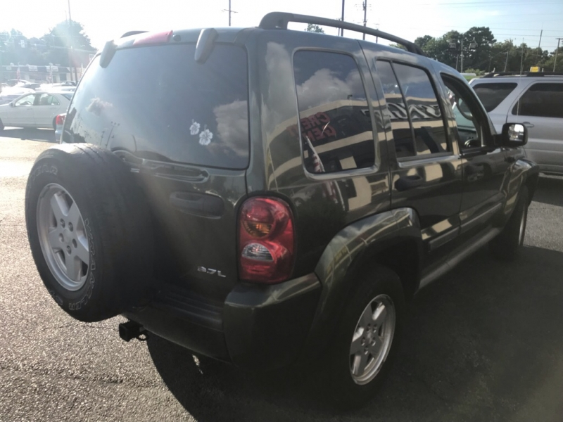 JEEP LIBERTY 2007 price $4,750