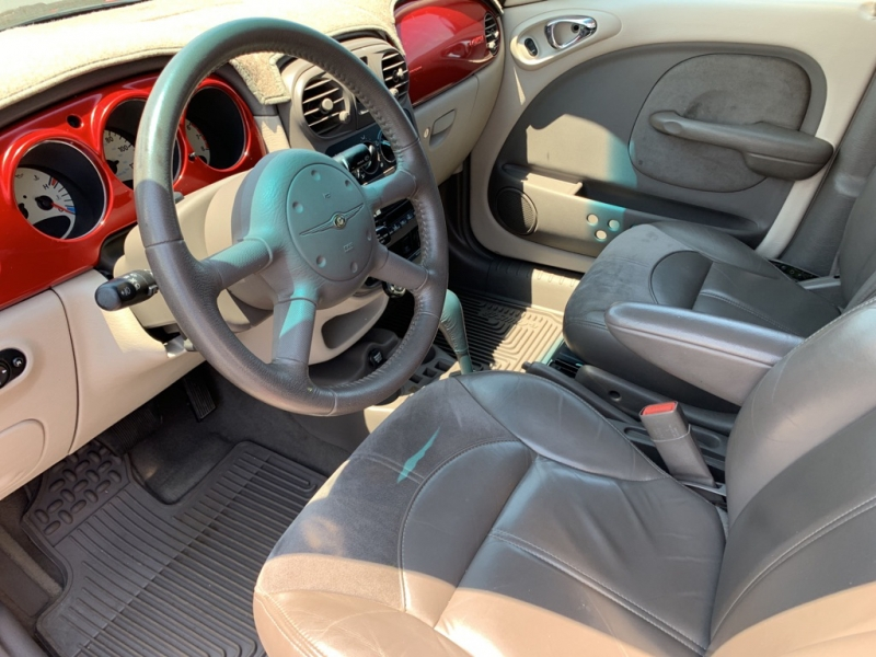 CHRYSLER PT CRUISER 2001 price $3,700