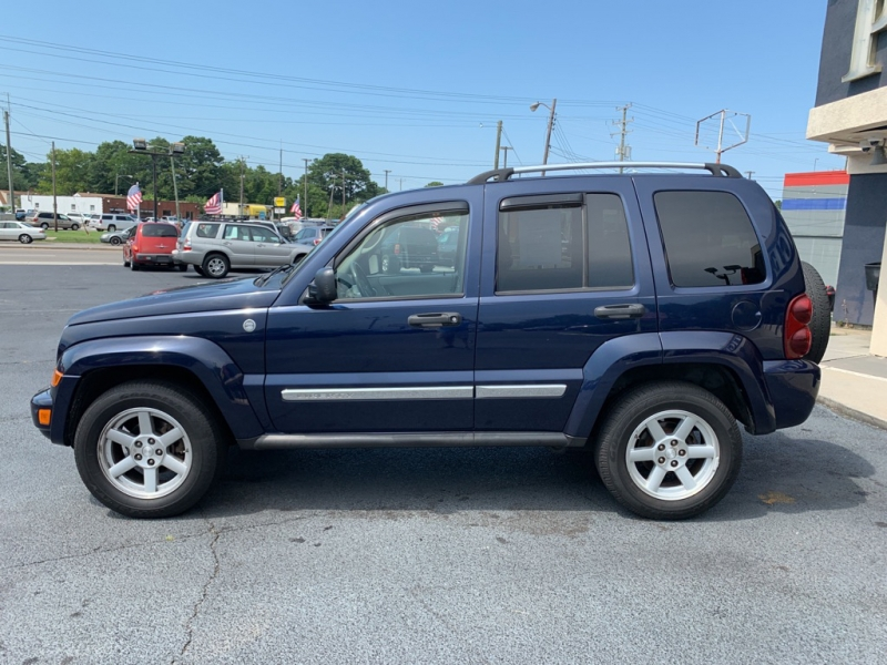 JEEP LIBERTY 2006 price $5,500