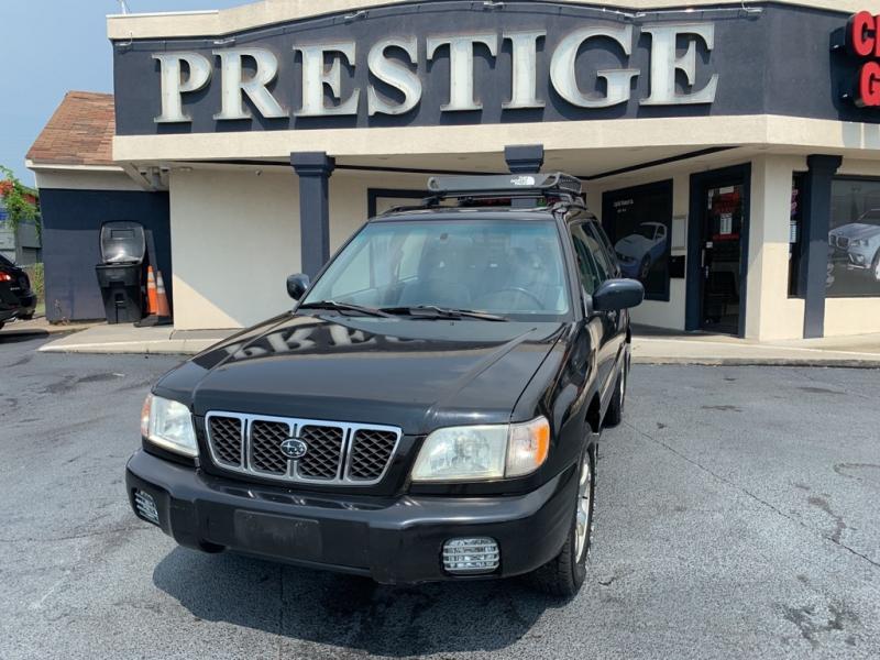 SUBARU FORESTER S 2001 price $5,600