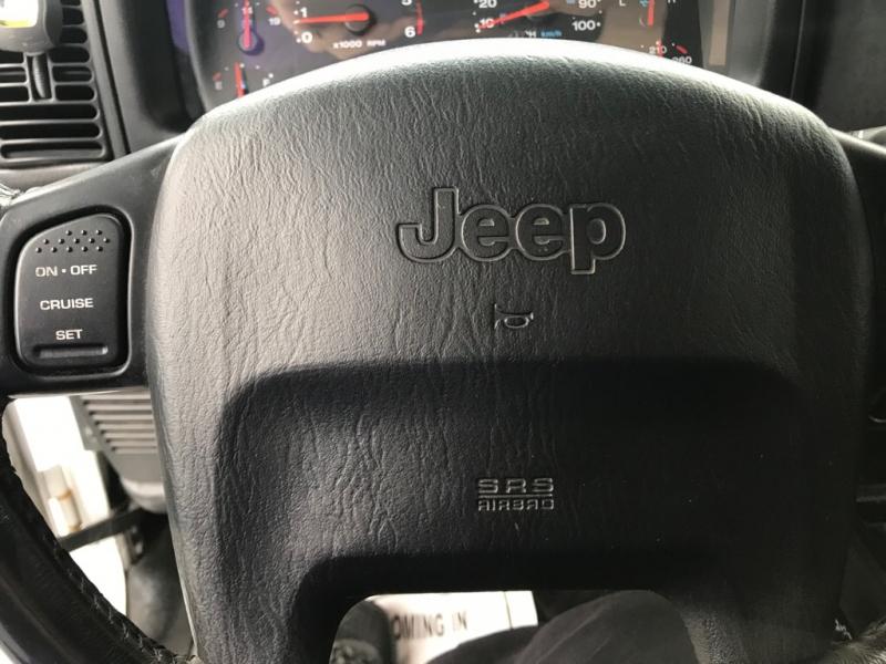JEEP WRANGLER / TJ 2004 price $9,995