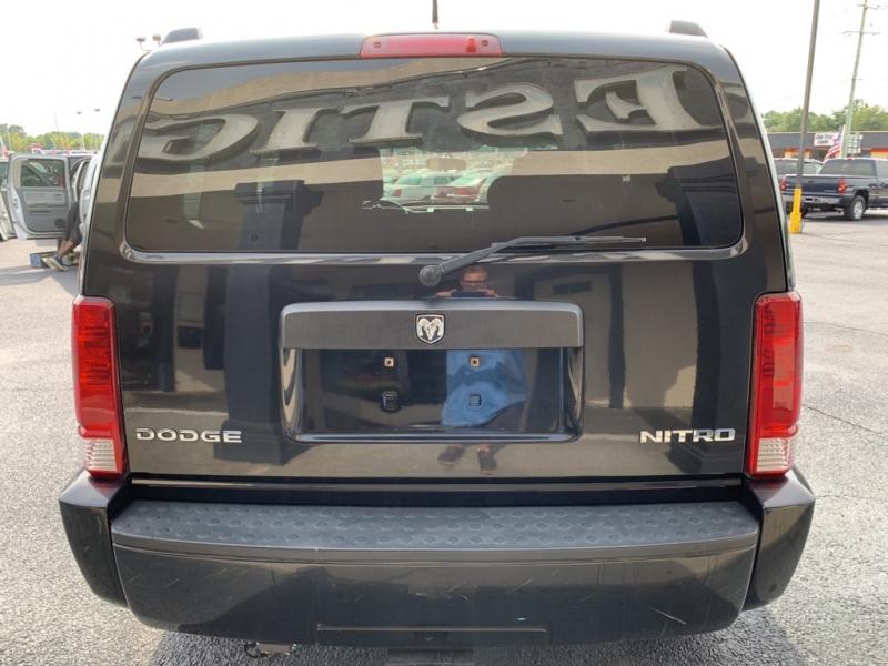 DODGE NITRO 2009 price $7,495