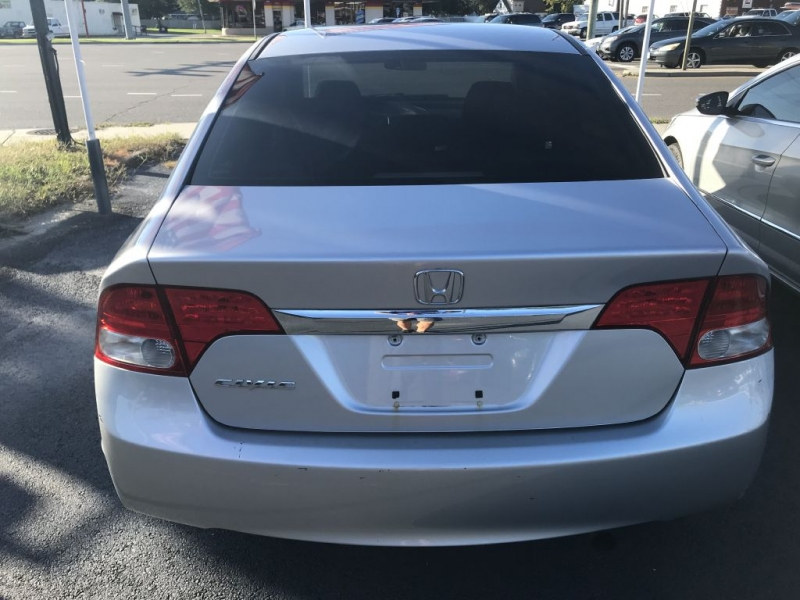 HONDA CIVIC 2010 price $6,600