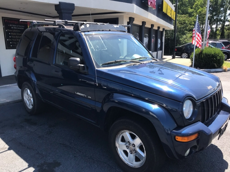 JEEP LIBERTY 2002 price $4,295