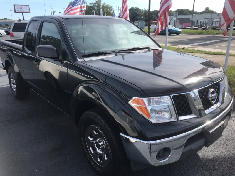 NISSAN FRONTIER 2008 price $7,295