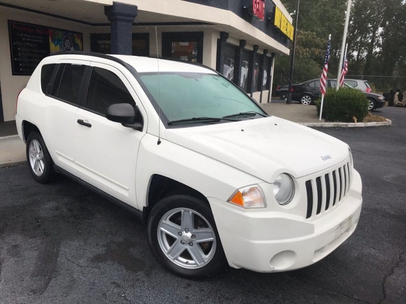 JEEP COMPASS 2008 price $4,995