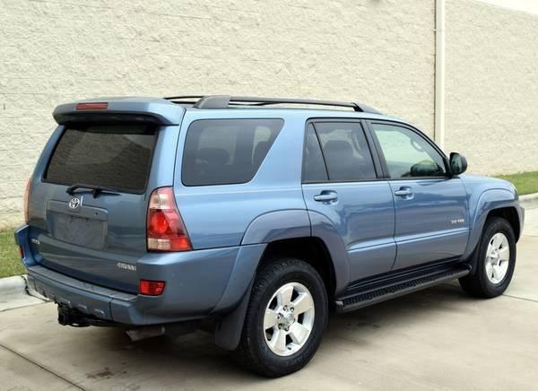 TOYOTA 4RUNNER 2005 price $8,450