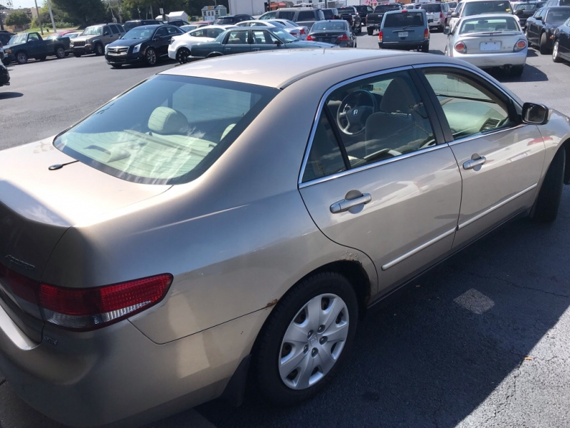 HONDA ACCORD 2003 price $5,250