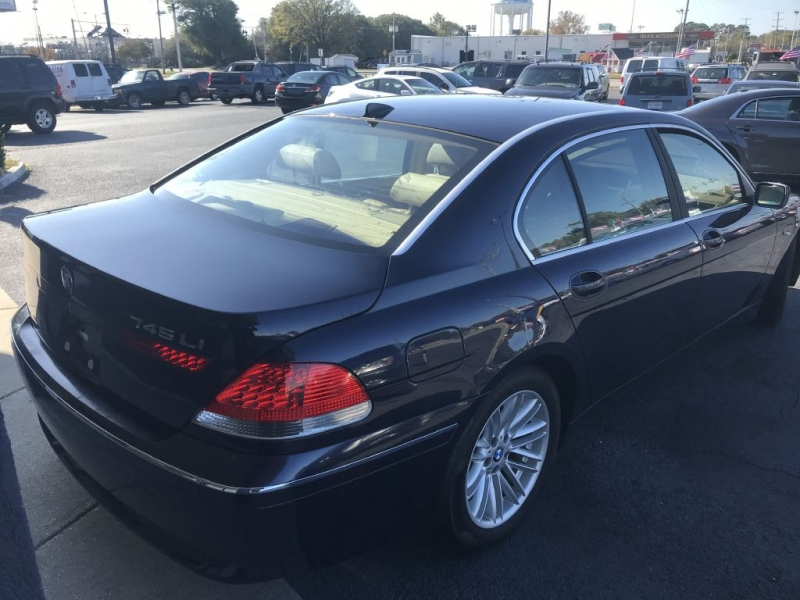 BMW 745 2003 price $3,595