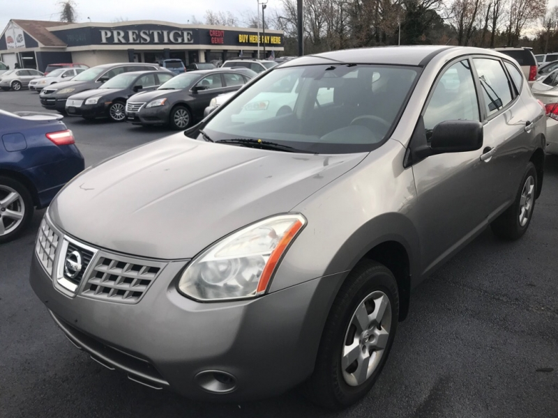 NISSAN ROGUE 2009 price $5,650