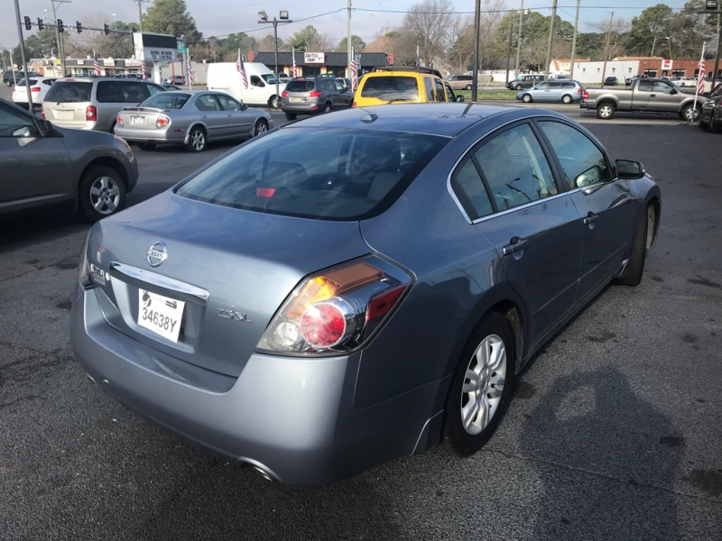 NISSAN ALTIMA 2012 price $6,550