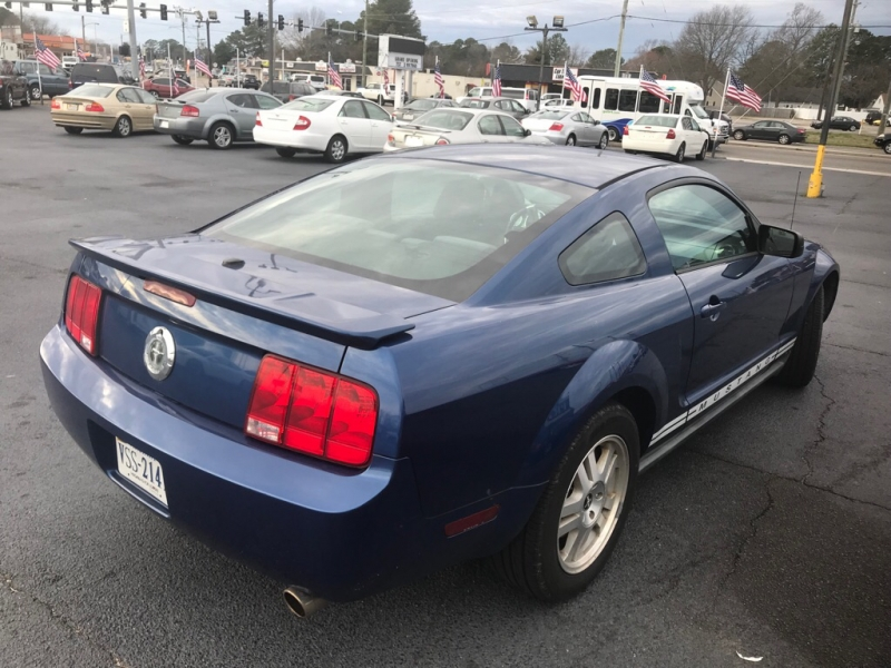 FORD MUSTANG 2007 price $6,495