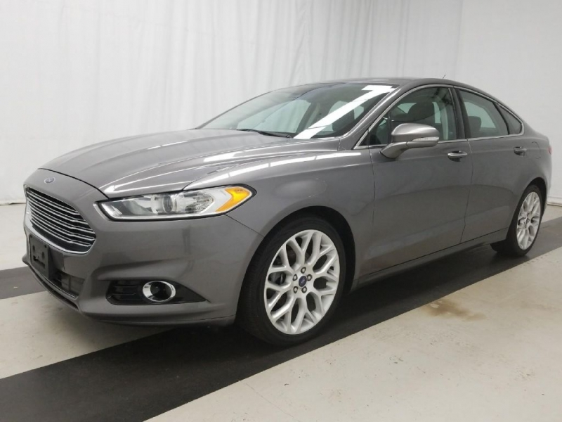 FORD FUSION 2014 price $6,450