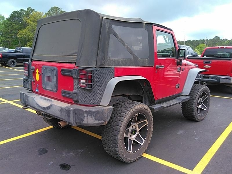 JEEP WRANGLER 2009 price $11,900