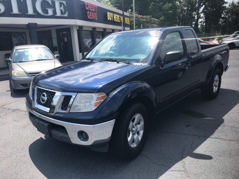 NISSAN FRONTIER 2011 price $7,495