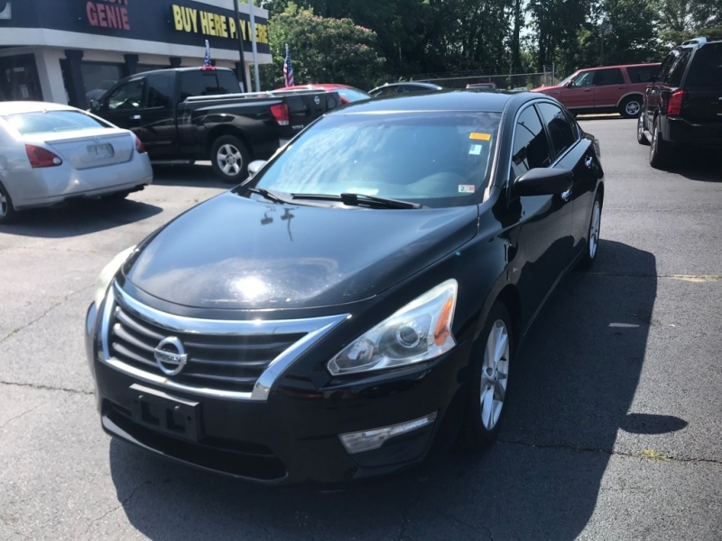 NISSAN ALTIMA 2013 price $7,995