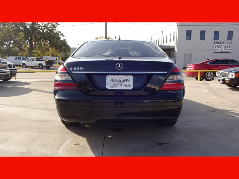 Mercedes-Benz S-Class 2007 price $13,900