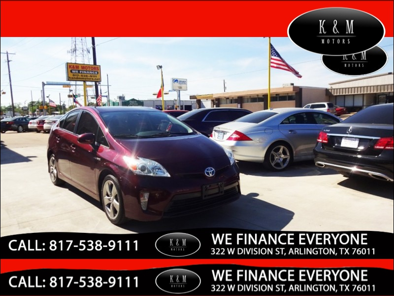 Toyota Prius 2013 price $11,999