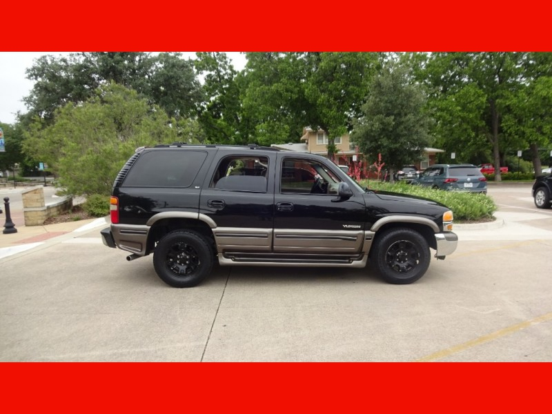 GMC Yukon 2002 price $3,900