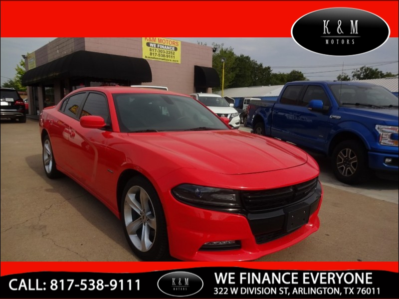 K And M Dodge >> 2018 Dodge Charger R T Rwd