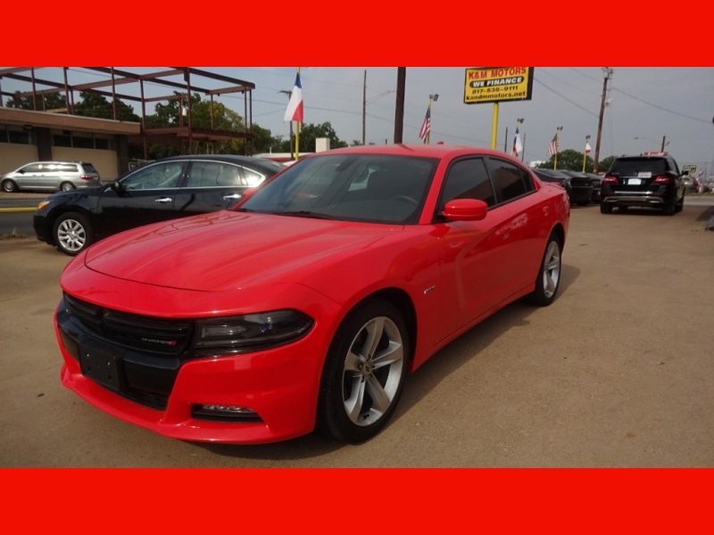 Dodge Charger 2018 price $23,900