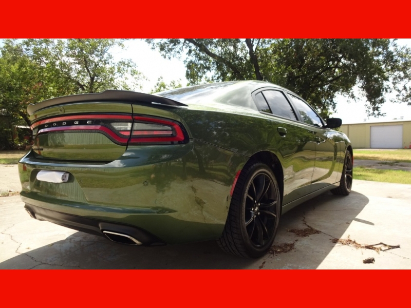 Dodge Charger 2018 price $22,900