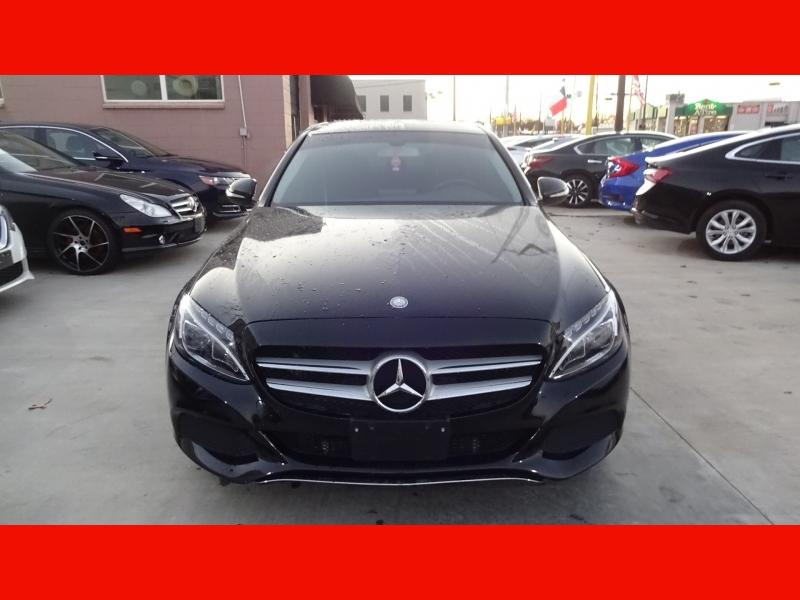 Mercedes-Benz C-Class 2015 price $18,900