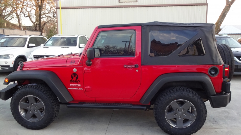 Jeep Wrangler 2012 price $14,999