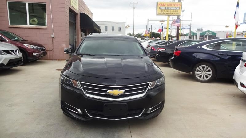 Chevrolet Impala 2017 price $13,499