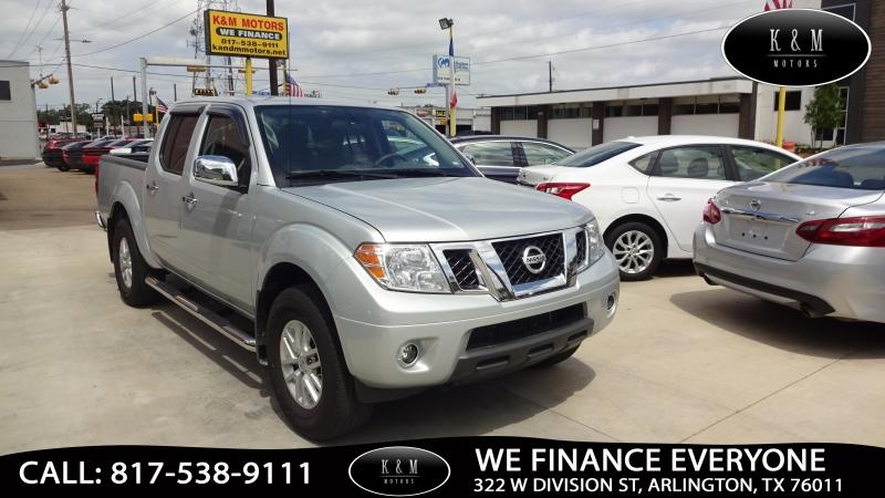 Nissan Frontier 2019 price $19,900