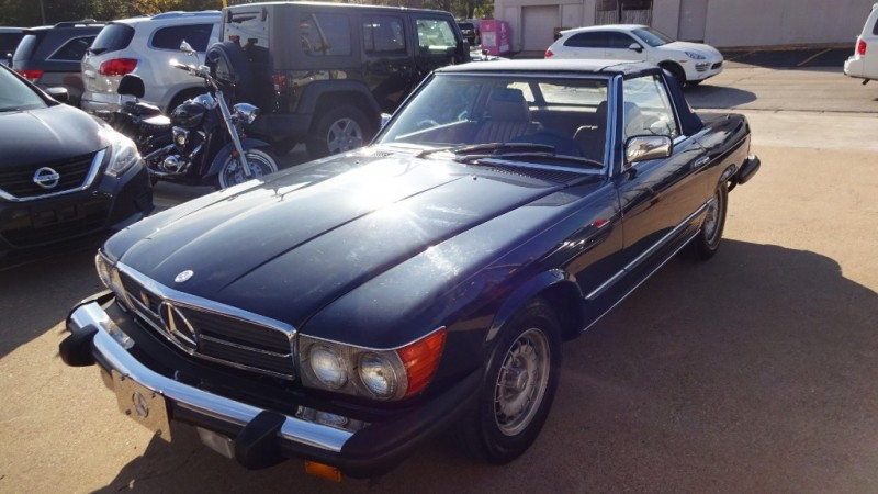 Mercedes-Benz 380 Series 1984 price $8,999