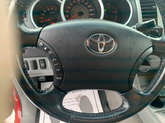 Toyota Tacoma 2010 price $17,990