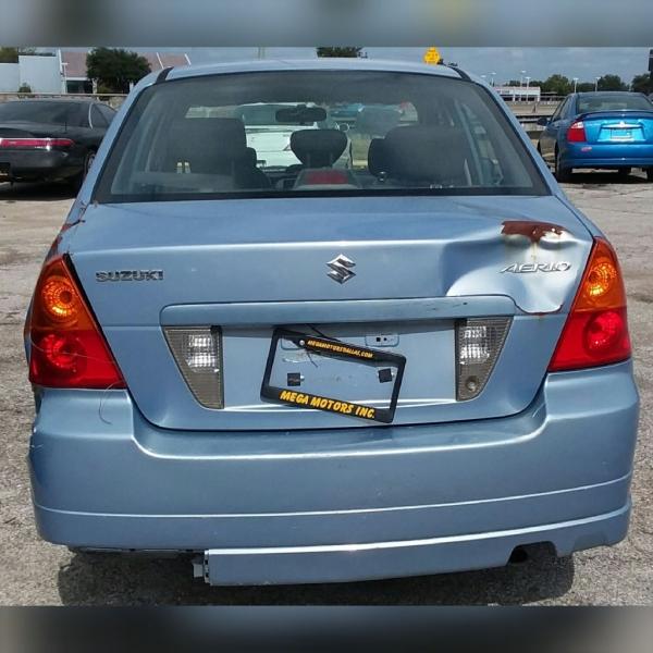 SUZUKI AERIO 2007 price $199 Down