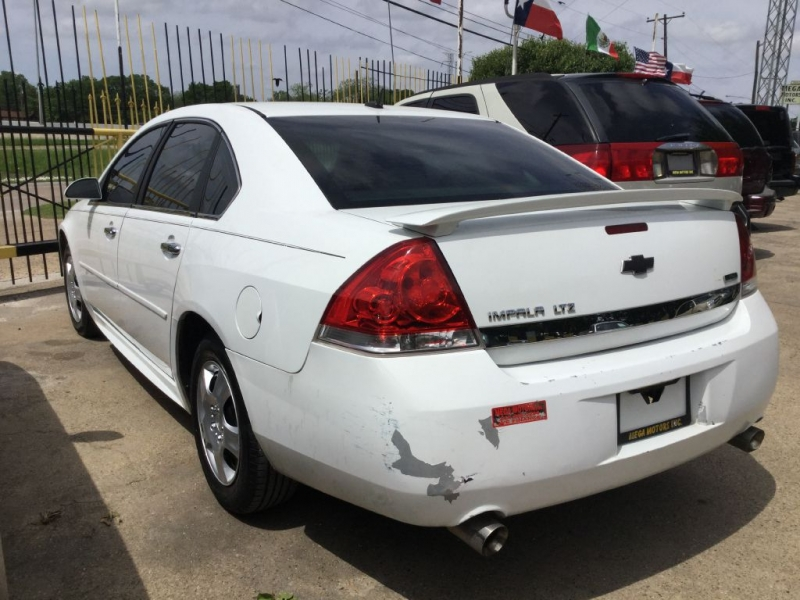 CHEVROLET IMPALA 2010 price $399 Down