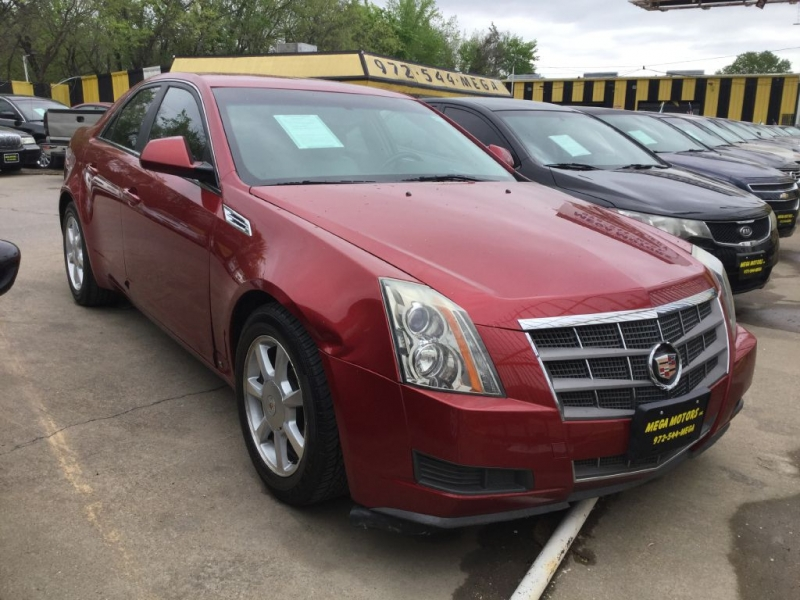 CADILLAC CTS 2009 price $525 Down