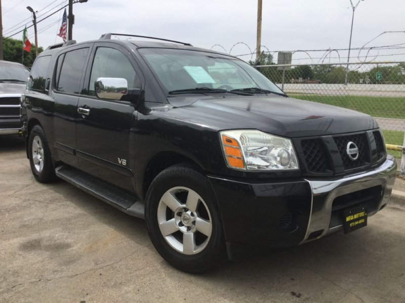 NISSAN ARMADA 2006 price $725 Down