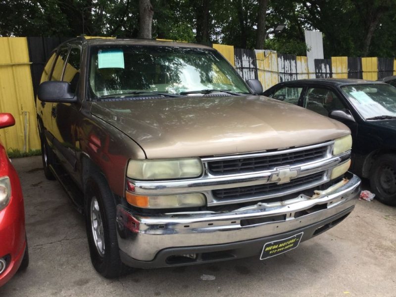 CHEVROLET TAHOE 2003 price $199 Down