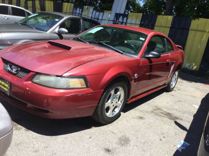 FORD MUSTANG 2004 price $299 Down