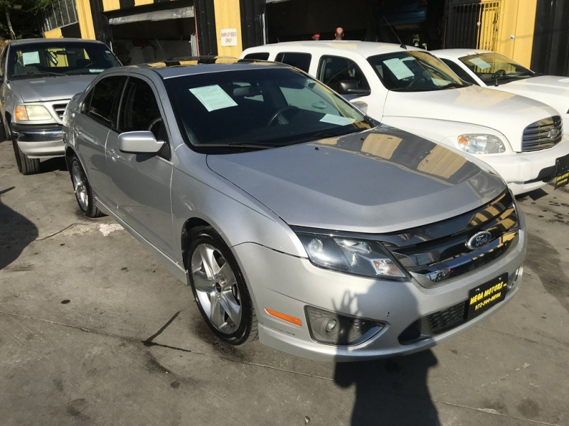 FORD FUSION 2011 price $1,025 Down