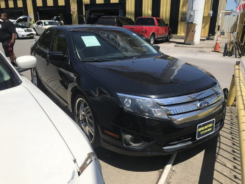 FORD FUSION 2010 price $725 Down