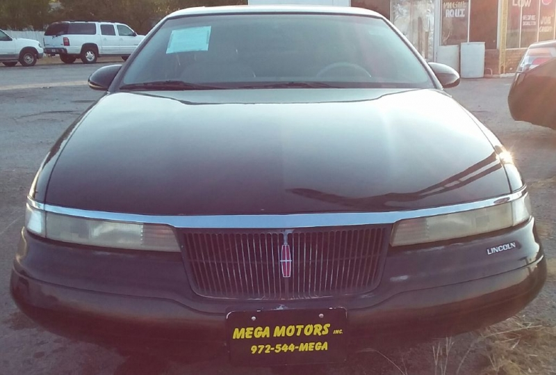 LINCOLN MARK VIII 1996 price $299 Down