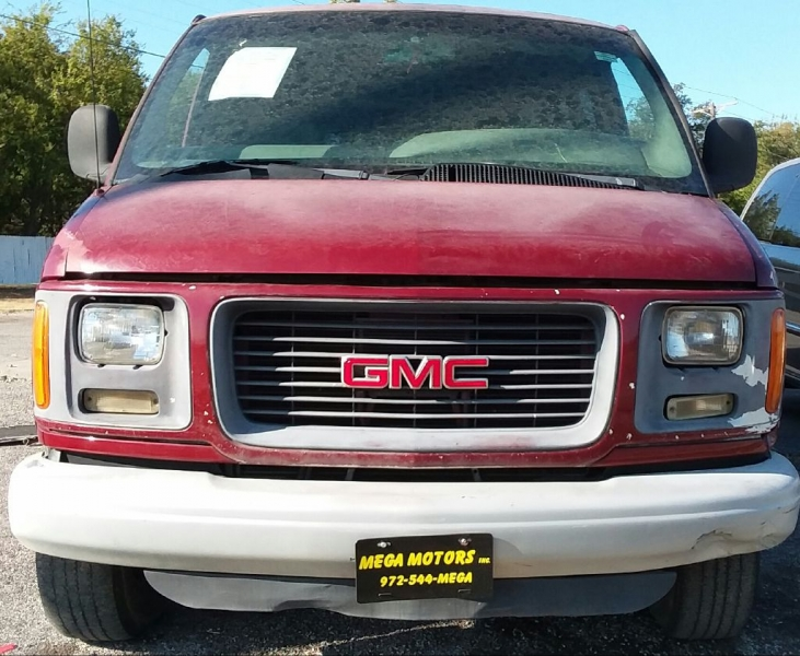 GMC SAVANA 1998 price $199 Down