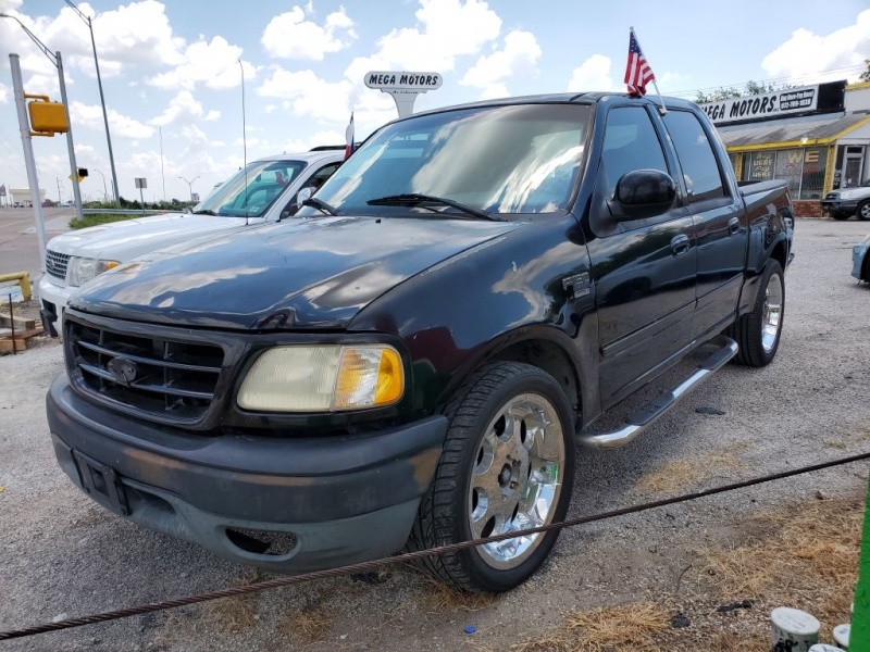 FORD F150 2001 price $1,025 Down