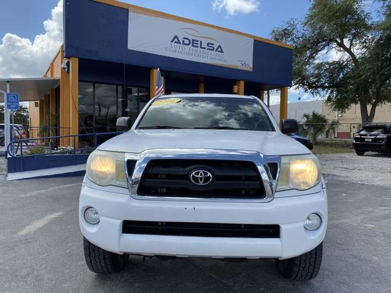 Toyota Tacoma Access Cab 2006 price $10,995